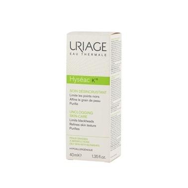 Uriage URIAGE Hyseac K18 Soin Desincrustant 40 ml Renksiz